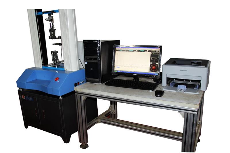 橡胶拉力试验机-腾达仪器-易胜博ysb88手机版橡胶拉力机产品图片展示