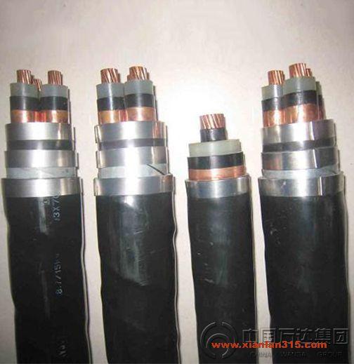 35KV及以下塑料绝缘阻燃电力电缆金尊娱乐平台图片展示
