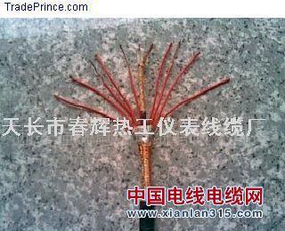 聚氯乙烯绝缘屏蔽电线产品图片展示