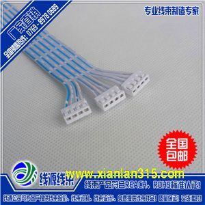 FFC/FPC软排线|UL2651彩虹排线|排线厂家加工产品图片展示