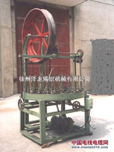 钢丝编织机产品图片展示