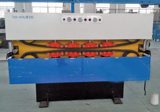 电线易胜博ysb88手机版牵引机- 无锡远联机械设备有限公司产品图片展示
