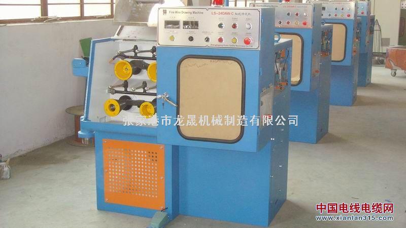 铜线微细线拉丝机24DVS产品图片展示