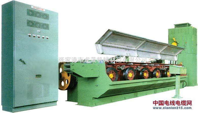 铜包铝大拉机(铜包铝母线单拉机)产品图片展示