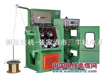 铜包铝线拉丝机24D产品图片展示